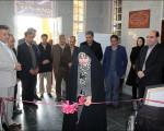 افتتاح نمایشگاه نقاشی معلولین