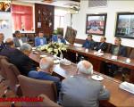 جلسه با هیئت مدیره خیریه سالمندان و دهکده احسان