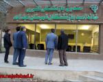 بازدید از خانه امید بازنشستگان نجف آباد