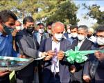 مراسم کلنگ زنی، افتتاح و آغاز بهره برداری پروژه های شهرداری شهر نجف آباد با حضور معاون محترم وزیر کشور، هیات همراه و مسئولان ارشد استانی