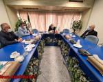 پشتیبانی و توسعه منابع نجف آباد از تهران