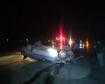 دو مصدوم در دو واژگونی خودرو در نجف آباد