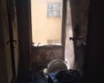 حریق آپارتمان با ماشین لباسشویی