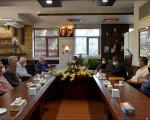 گذری بر دیدار های شهردار در هفته گذشته