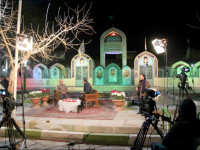فیلم برنامه هشت بهشت از یادمان شهدای  نجف آباد / یکم اسفند ماه