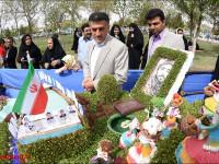 """تدارک شهرداری برای جشن های""""شهر شکوفه های بهاری"""" در جشنواره بهارانه۹٨"""