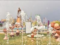 جشنواره بهارانه نجف آباد
