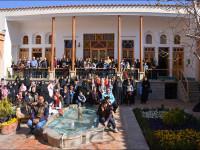خانه تاریخی مهرپرور _موزه مردم شناسی نجف آباد