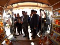 جشنواره عسل، بادام و زعفران نجف آباد در خبر اصفهان