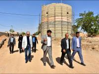 جلسه و بازدیدی از ظرفیتهای گردشگری و فرهنگی نجف آباد