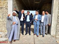 جلسه و بازدید با امام جمعه یزدانشهر