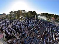 حضور مردم خداجوی نجف آباد در نماز عید سعیدفطر