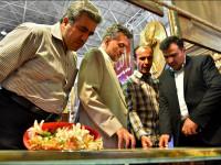 گذری در یازدهمین نمایشگاه بین المللی گردشگری اصفهان / 28 خردادماه