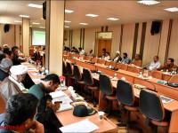 دومین جلسه شورای فرهنگ عمومی شهرستان نجف آباد
