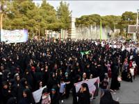 تجمع بزرگ مردمی عفاف و حجاب / 19 تیرماه