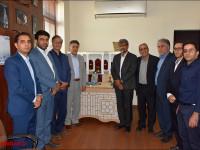 جلسه ای در حوزه گردشگری نجف آباد