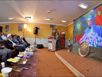 مجموعه فرهنگی گذر فرهنگ و هنر نجف آباد اصفهان افتتاح شد