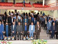 مراسم تودیع و معارفه دادستان عمومی و انقلاب نجف آباد