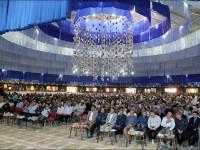 گردهمایی بزرگ رزمندگان شهرستان نجفآباد