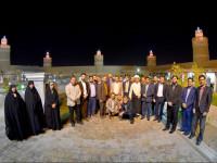 بازدید مدیران گزینش استانداریهای کشور از نجف آباد