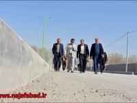 بازدید میدانی شهردار از پروژه های عمرانی در حال فعالیت