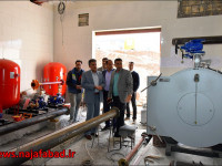 جلسـه و بازدید کشتارگاه صنعتی نجف آباد