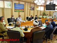 جلسه 162 رسمی شورای اسلامی شهرنجف آباد