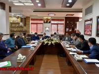 پنجمین کمیته راهبردی پروژه های عمرانی