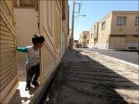 بهار آسفالت / روکش آسفالت در کوچه های باران و یاقوت