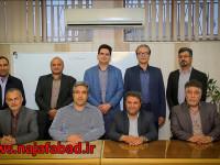 یکصد و شصت و نهمین جلسه رسمی شوراي اسلامي شهر نجفآباد