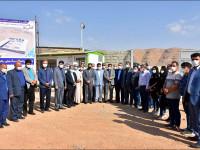 افتتاح و کلنگ زنی ۵۹ طرح عمرانی و خدماتی در نجف آباد / صدا و سیما