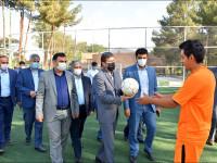 افتتاح و کلنگ زنی ۵۹ طرح عمرانی و خدماتی در نجف آباد