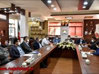 جلسه تعاملی با آموزش و پرورش