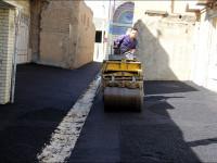 گذری بر بهار آسفالت / کوی قاهری / منطقه یک