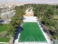 رشد قابل توجه سرانۀ فضای ورزشی و فرهنگی نجفآباد