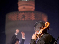 ارکستری به رنگ انقلاب