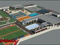 احداث مجتمع فرهنگی ورزشی و اجتماعی باغ بهشت در نجفآباد