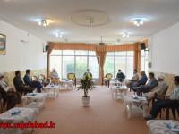 شورای اقامه نماز شهرستان نجف آباد برگزار شد