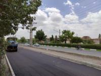 گذری بر بهار آسفالت / کنارگذر خیابان شریعتی