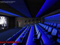 بازدید و گذری در پردیس سینمایی نجف آباد