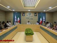 بیست و دومین کمیته راهبردی پروژه های عمرانی
