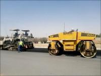 گذری بر بهار آسفالت /  بلوار آزادگان منطقه سه(ویلاشهر)