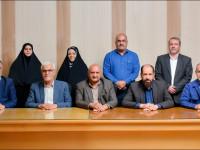 چهارمین جلسه رسمی شوراي اسلامي شهر نجفآباد / دوره ششم