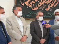 امضای تفاهم نامه ساخت پردیس سینمایی در نجف آباد / کلیپ