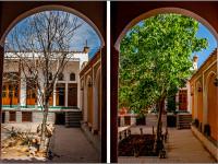 روزی  روزگاری موزه مردم شناسی نجف آباد_خانه مهرپرور