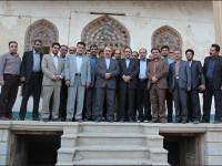 آغاز مرمت اولین مکتب خانه علوم نجف آباد در خانه تاریخی نوریان+عکس