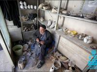 روزی روزگاری نجف آباد:گیوه دوزی