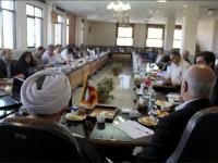 جلسه شورای آموزش و پرورش شهرستان نجف آباد + عکس