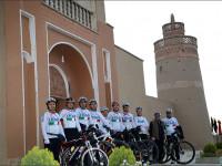 تور دوچرخه سواری نجف آباد - مشهد