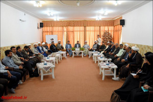 اولین جلسه شورای فرهنگی عمومی شهرستان نجف آباد در سال ۱۳۹۸